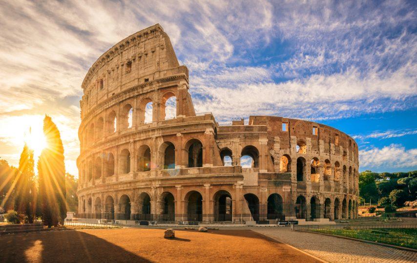 Sejarah Colosseum